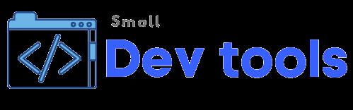 SmallDev.tools logo